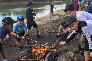 Outdoor-Education-Fire