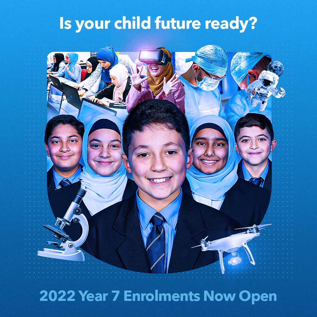 Year 7 Landing Page text